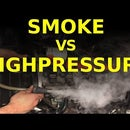 WHY Smoke Test Is Better Than a High Pressure Test