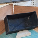 DIY Collapsible Zipper Box