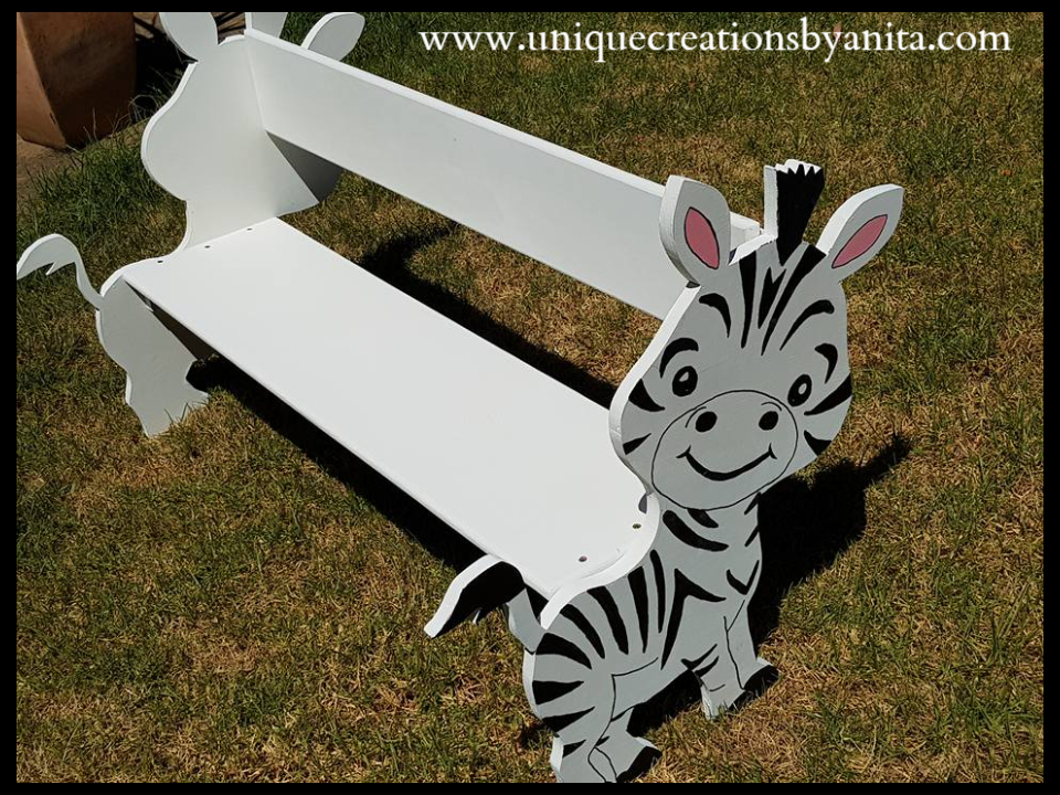 Picture of How to Make a Fun Toddler Bench Seat