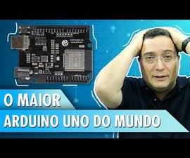 The Greatest Arduino UNO in the World