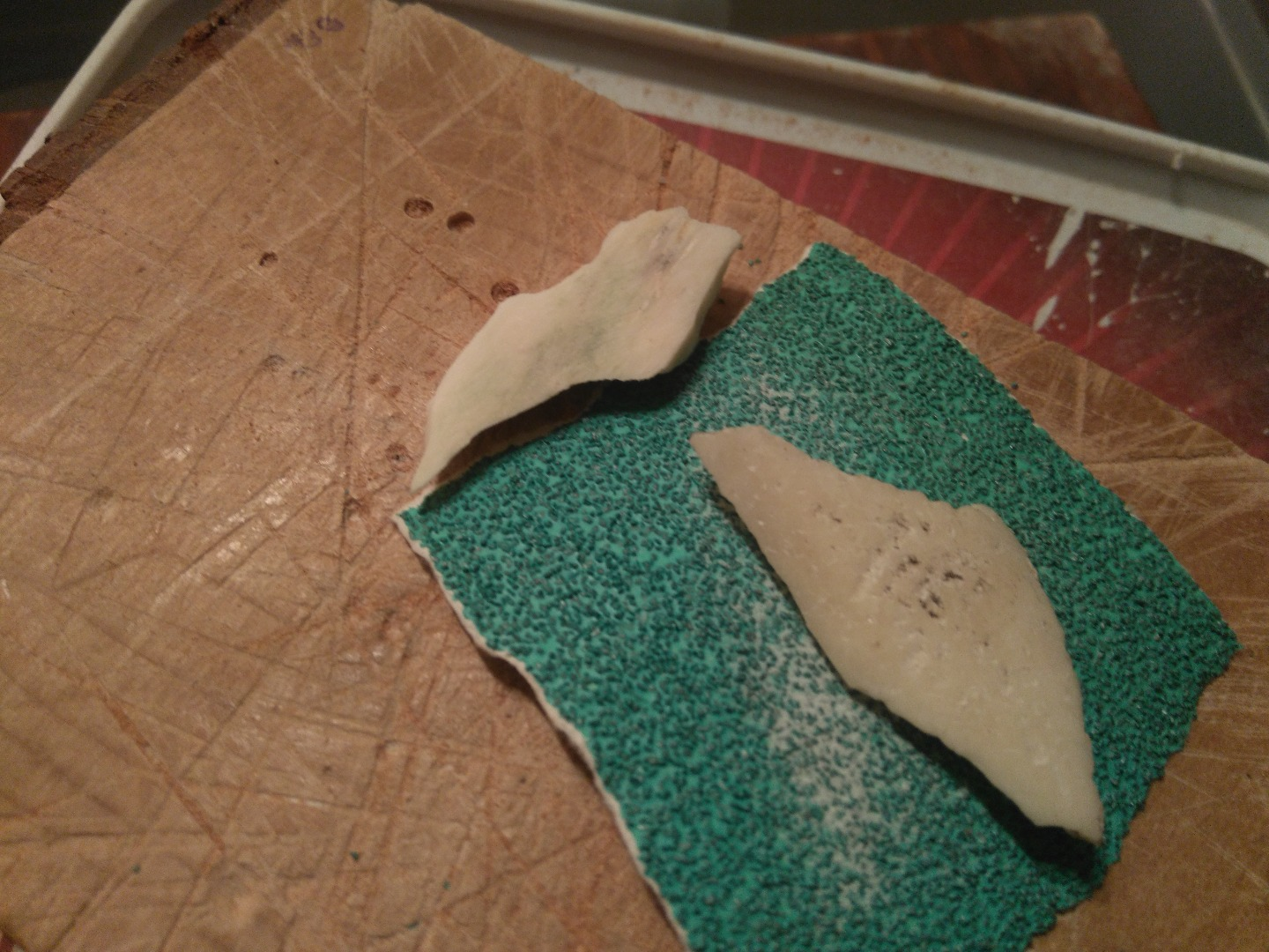 Picture of Making the Pieces, and Glueing Them Together