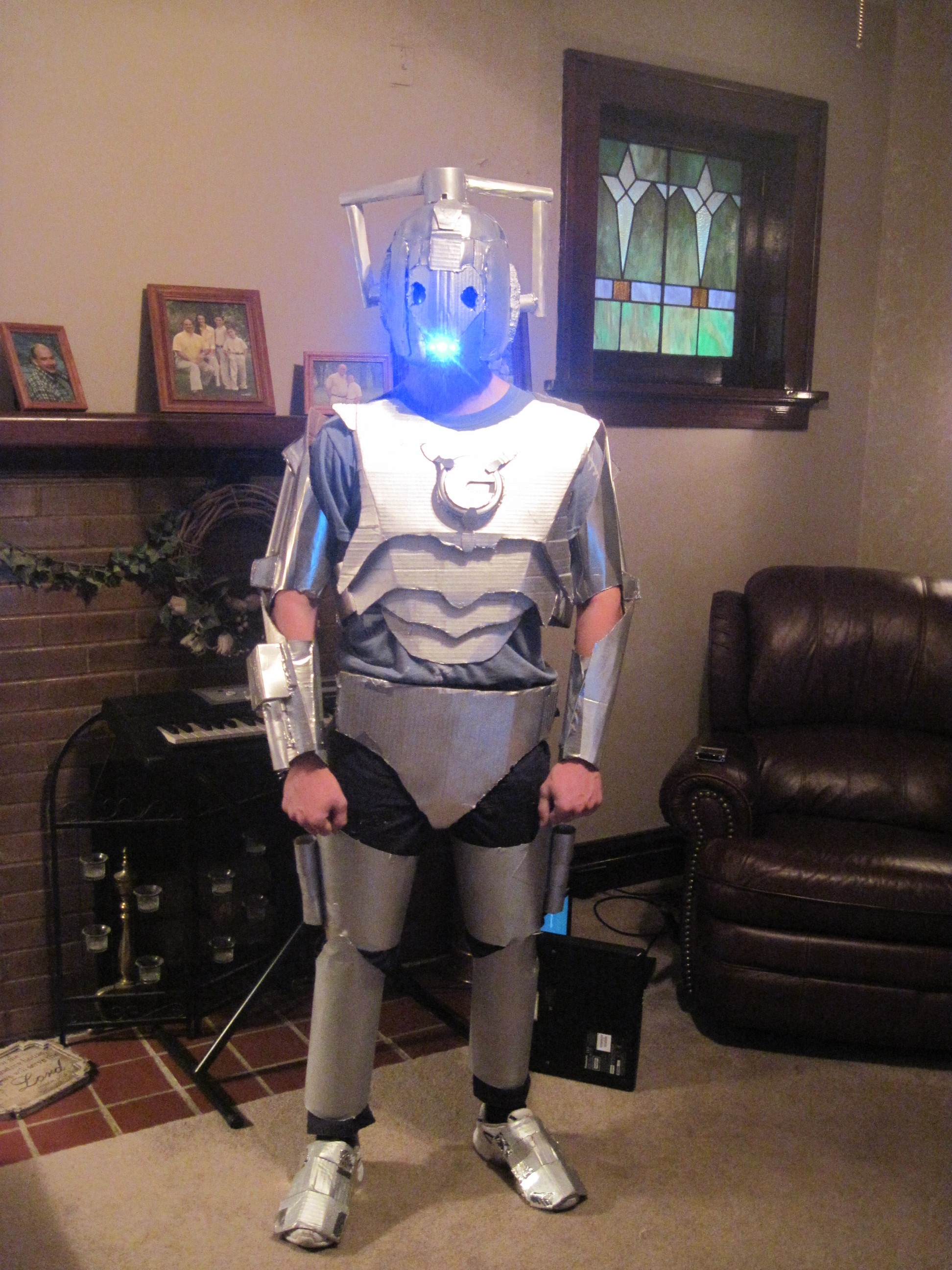 Picture of CYBERMAN Costume