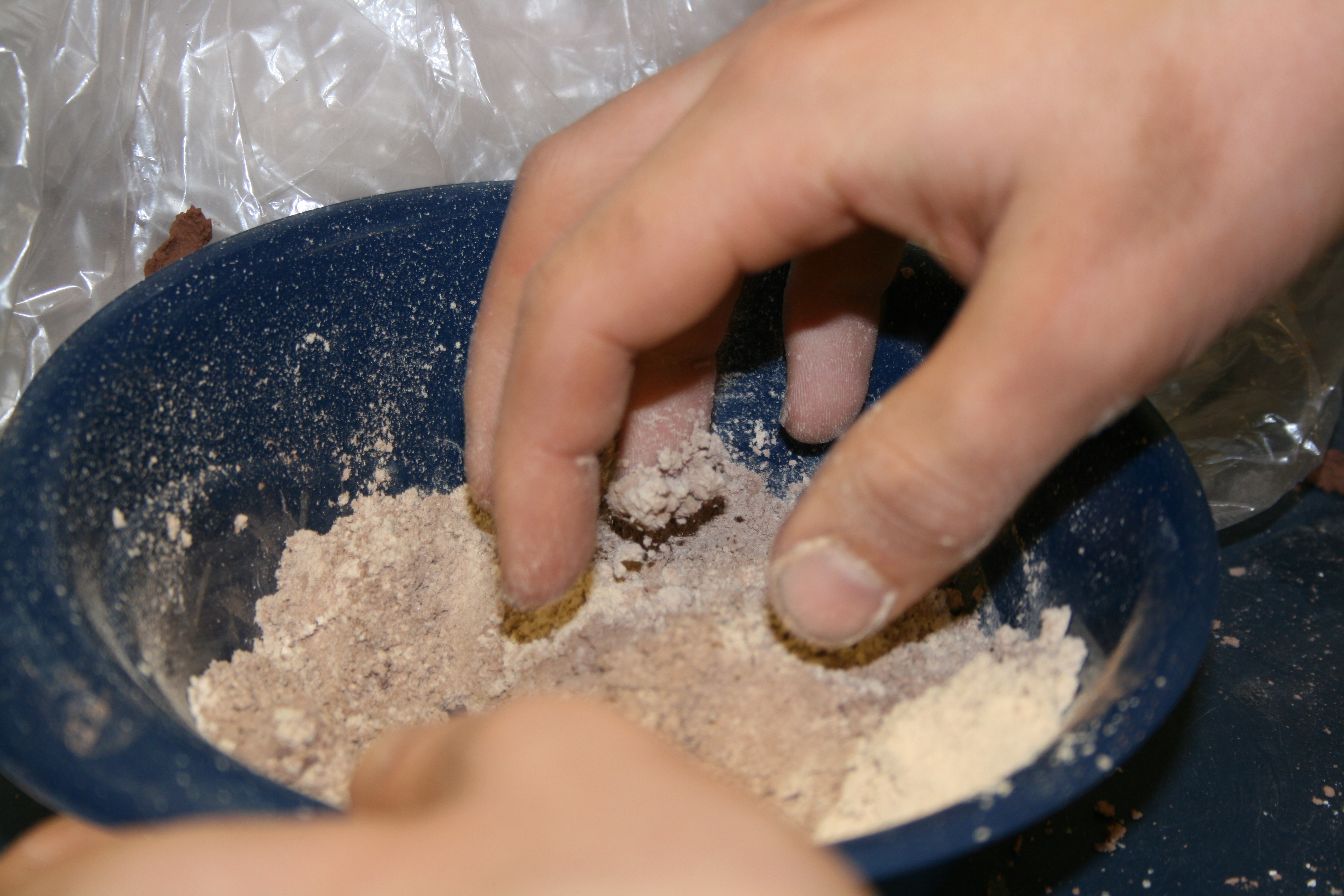Picture of Mix the Clay and Sawdust