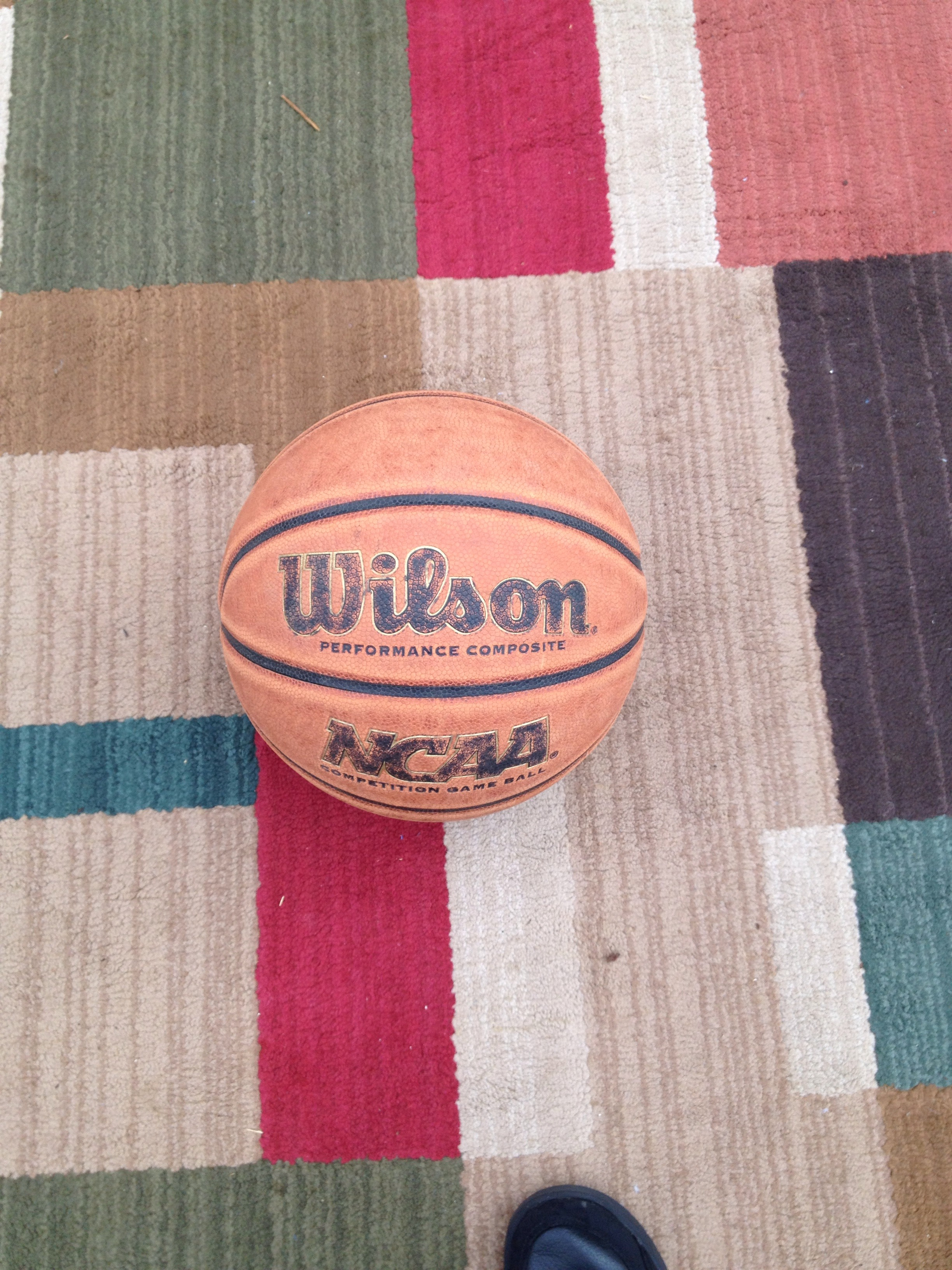 Picture of How to Shoot a Basket Ball