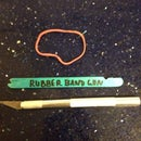Easy Rubber Band Gun