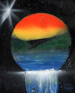 My Spray Paintings