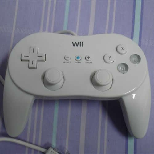 Usb Wii Classic Controller 14 Steps Instructables