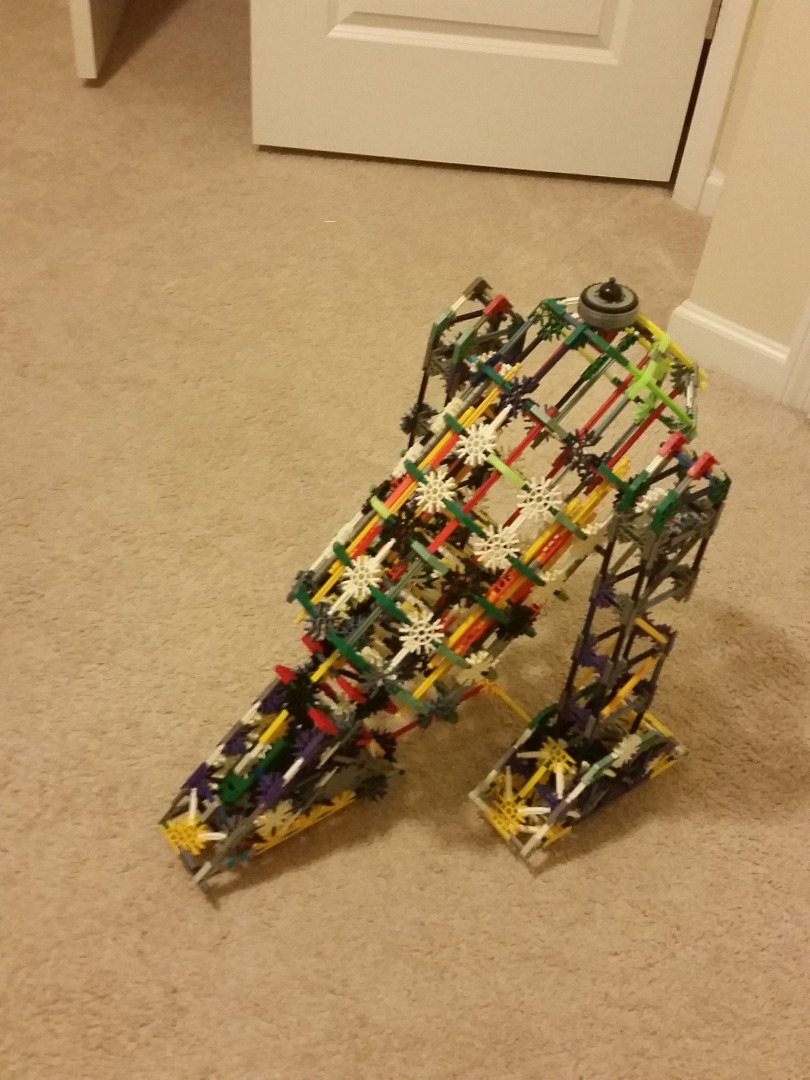 Picture of Knex R2D2