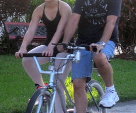 Side by Side Bicycle