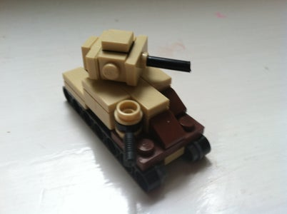 The First Tank