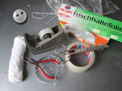 Things and Materials I Used