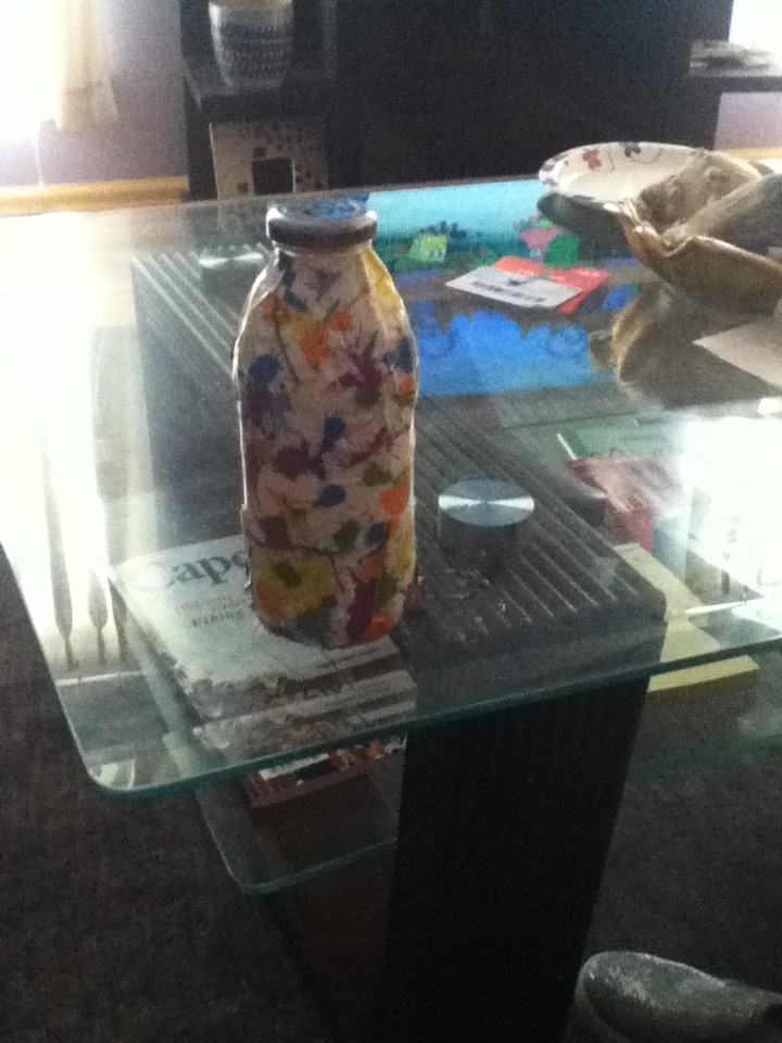 Picture of Homemade Pencil Holder