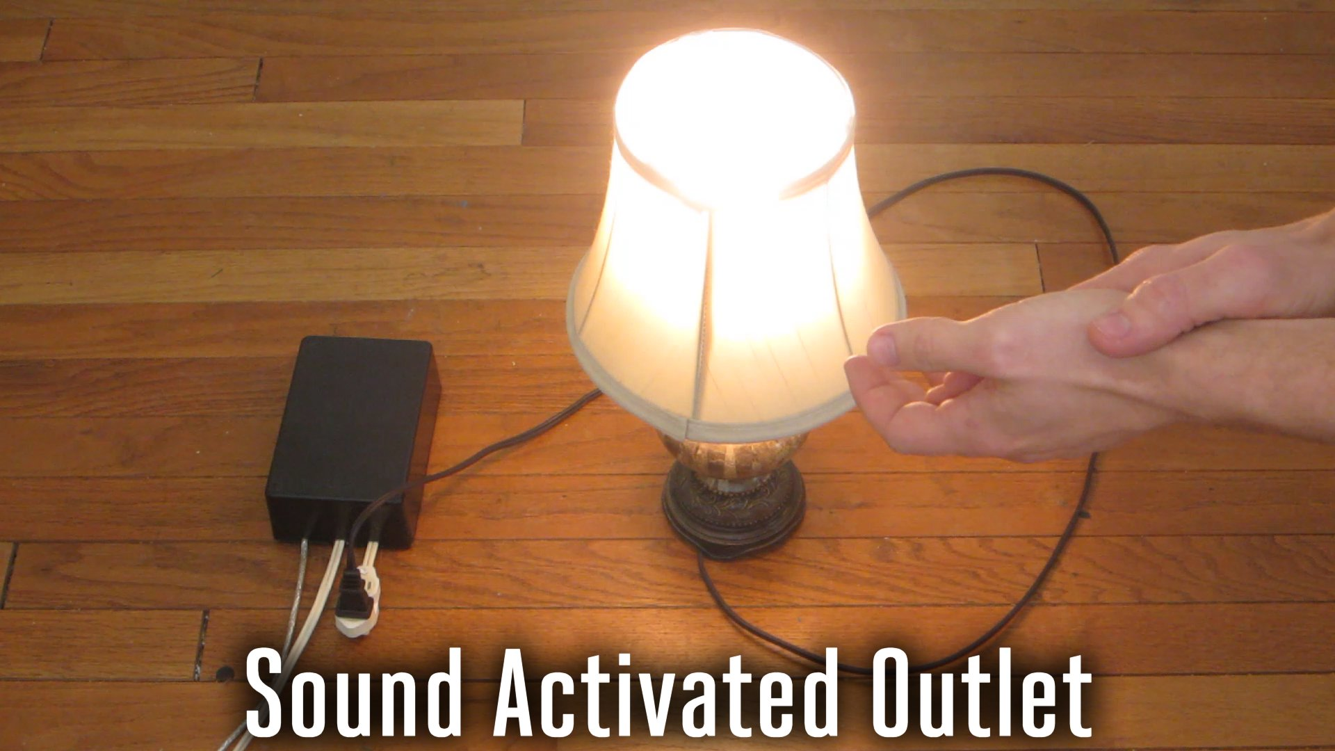 Picture of Sound Activated Outlet