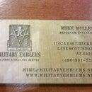 Laser Etched Business Cards I made it at techshop...