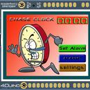 Running Alarm Clock