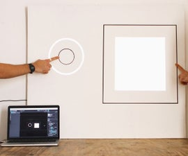 How to Do Projection Mapping With the Touch Board