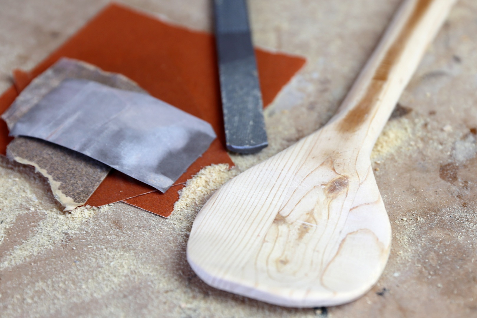 Picture of Sanding Smooth