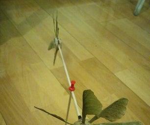 Maple Seed Windmill