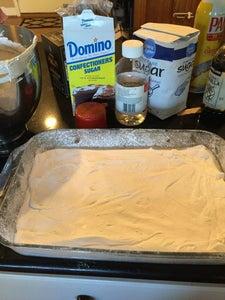Step 4:  Put in Dish