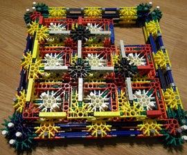 K'nex Sliding Puzzle