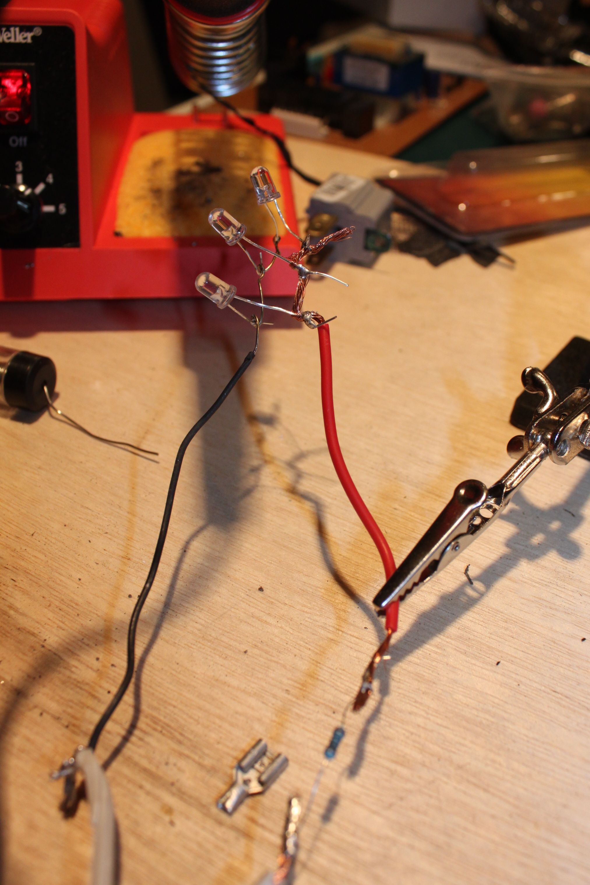 Picture of Soldering Time