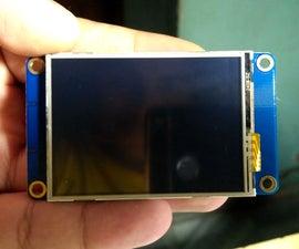 Diy Nextion Touchscreen HMI