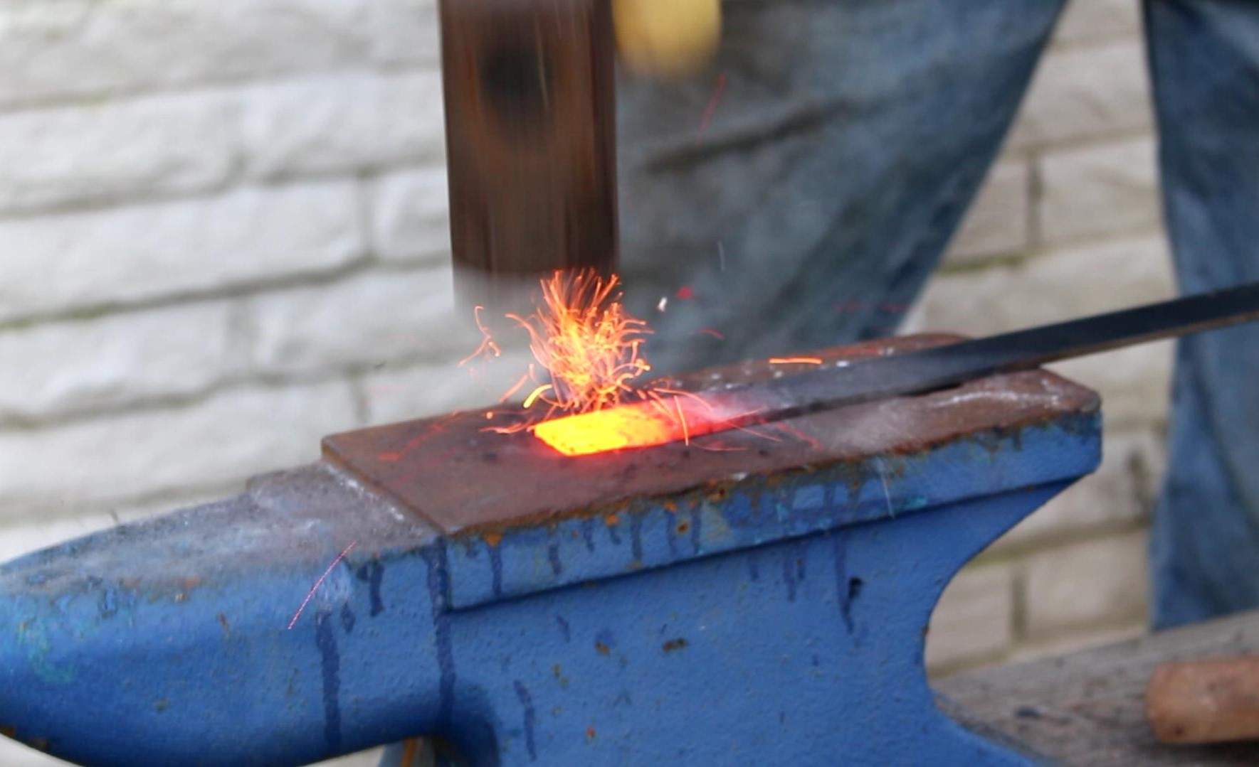 Picture of Forging Out the Blade