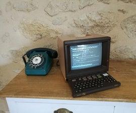 Vintage Tech: Le Minitel