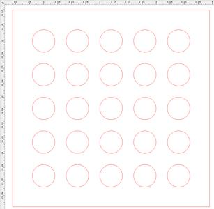Design the Acrylic Tray