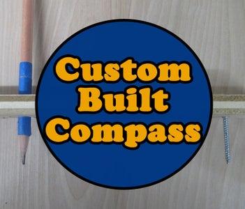 Custom Geometric Compass