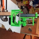Flex Shaft Mortise and Tenon Jig