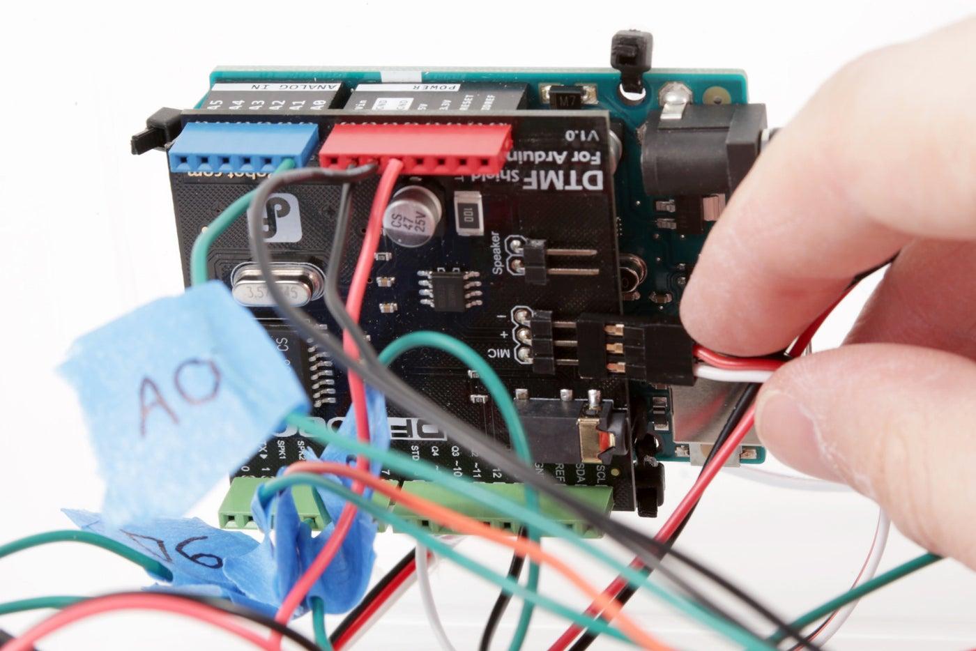 Plug in the Module