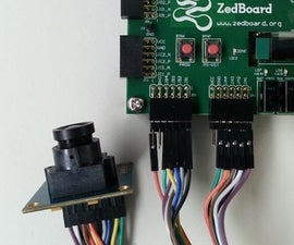 Connect Camera to Zedboard