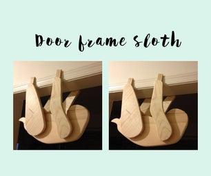 Hanging Door Sloth