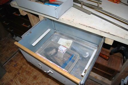 "El Cajon ""ordenador"" - the Computerized Drawer"