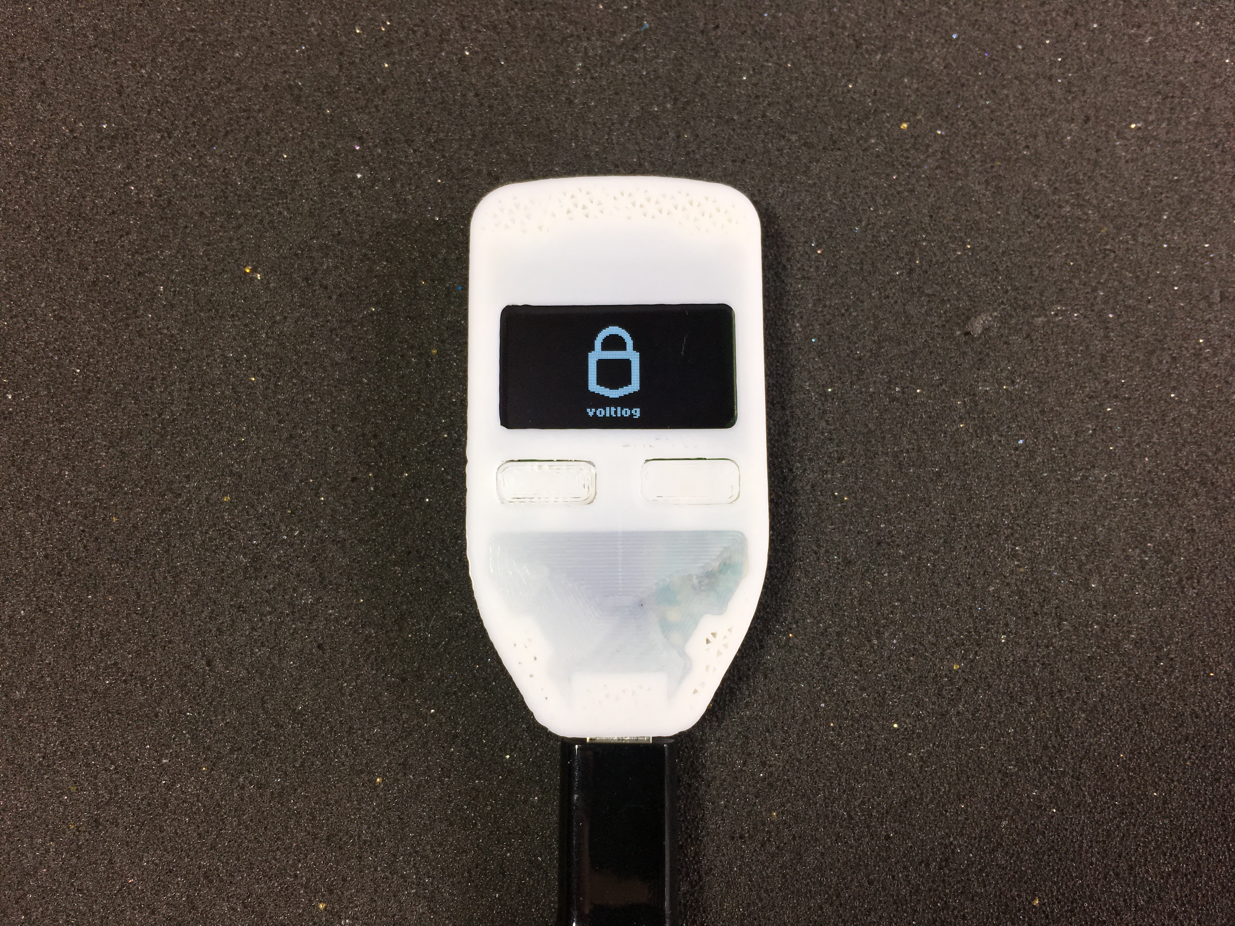 Picture of Making My Own Trezor Crypto Hardware Wallet