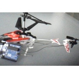 Arduino In Flight, An Arduino That Can Control a Helicopter