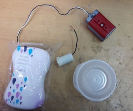 Battery Operated Fish Tank Pump/Filter