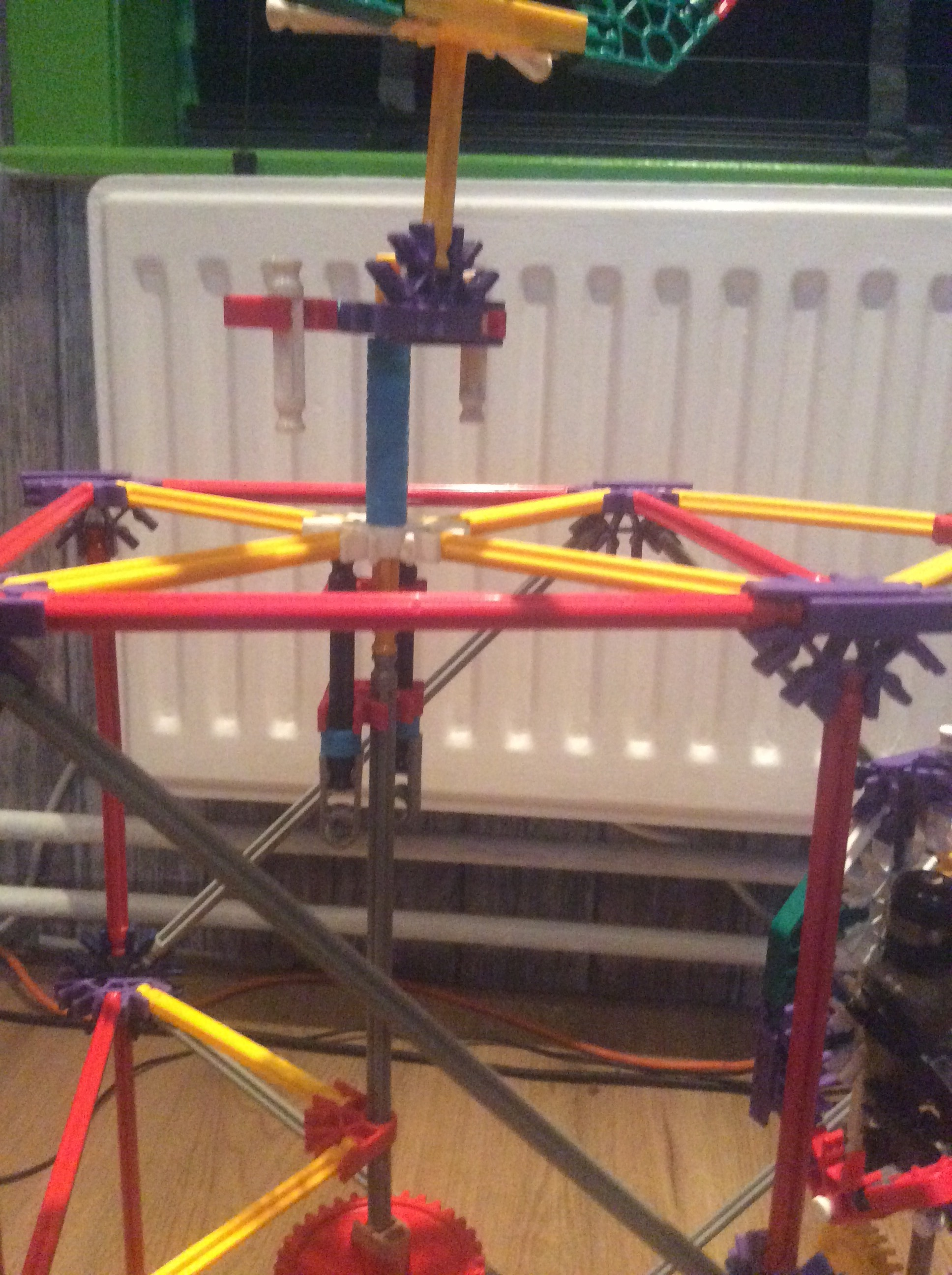 Picture of Knex Gravity Accelerator
