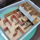 2 Floor Hamster Maze
