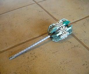 Russian Stick Grenade