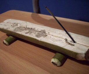 All-Natural Incense Burner