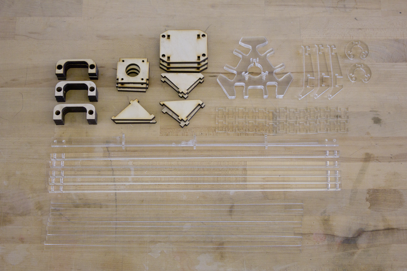 Picture of Structure Parts