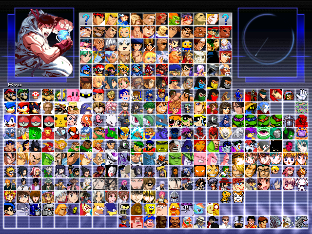 How to Build Your Own MUGEN Roster: 6 Steps