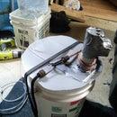 diy super easy small biogas methane plant