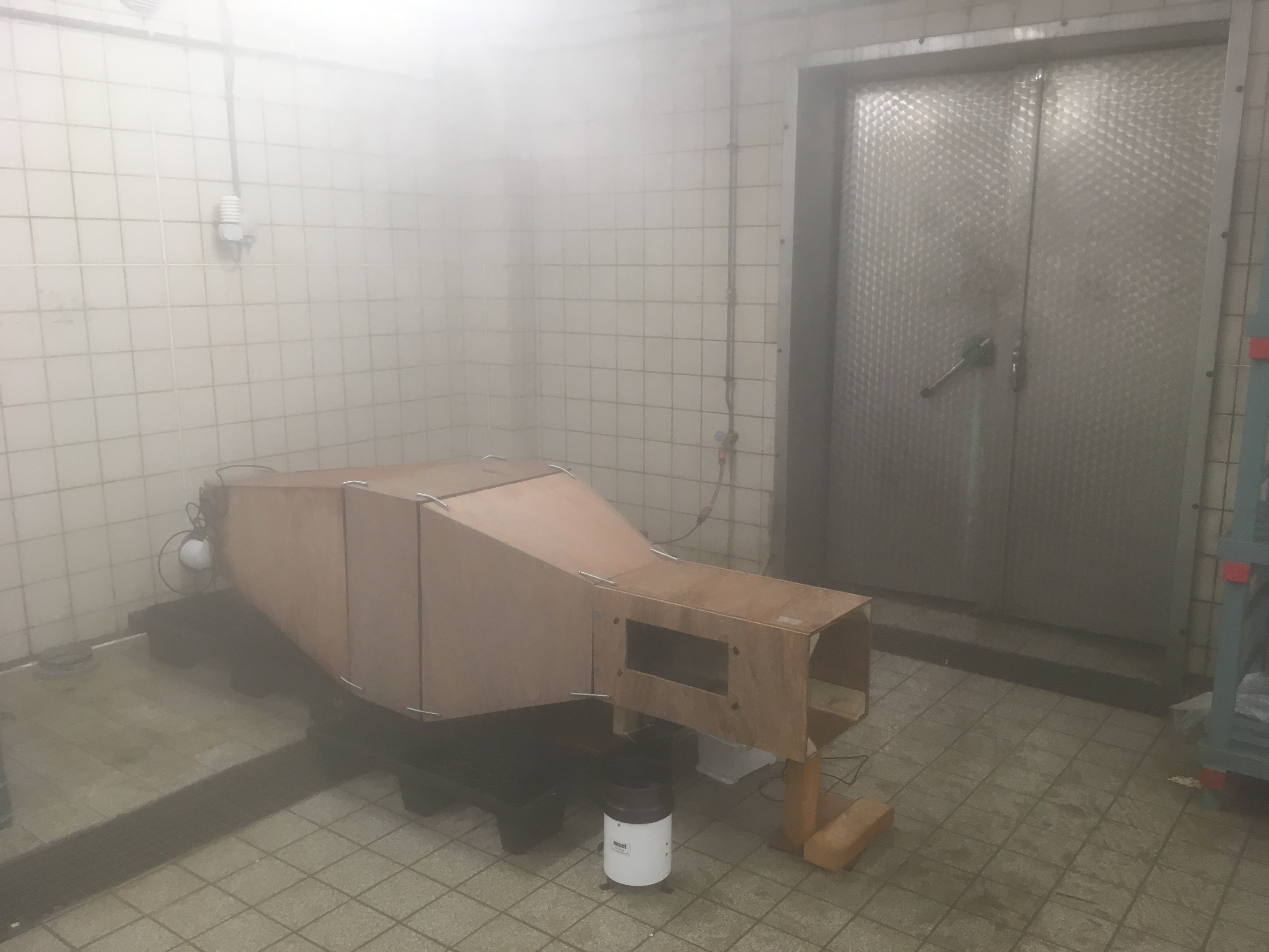 Picture of Climatic Wind Tunnel