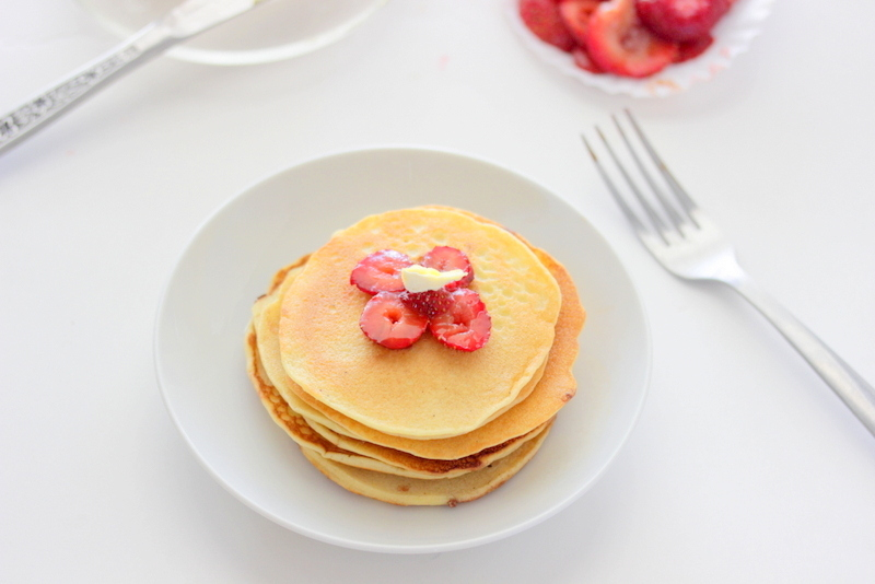 Picture of Old Fashion Pancakes (Single Serving)