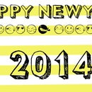 how to make a new year e-card in photoshop