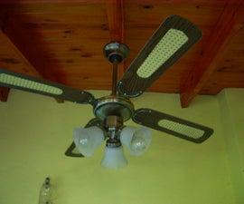 Balancee Ese Ventilador De Techo! (Balance That Ceiling Fan!)