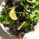 Lemon Juice Salad